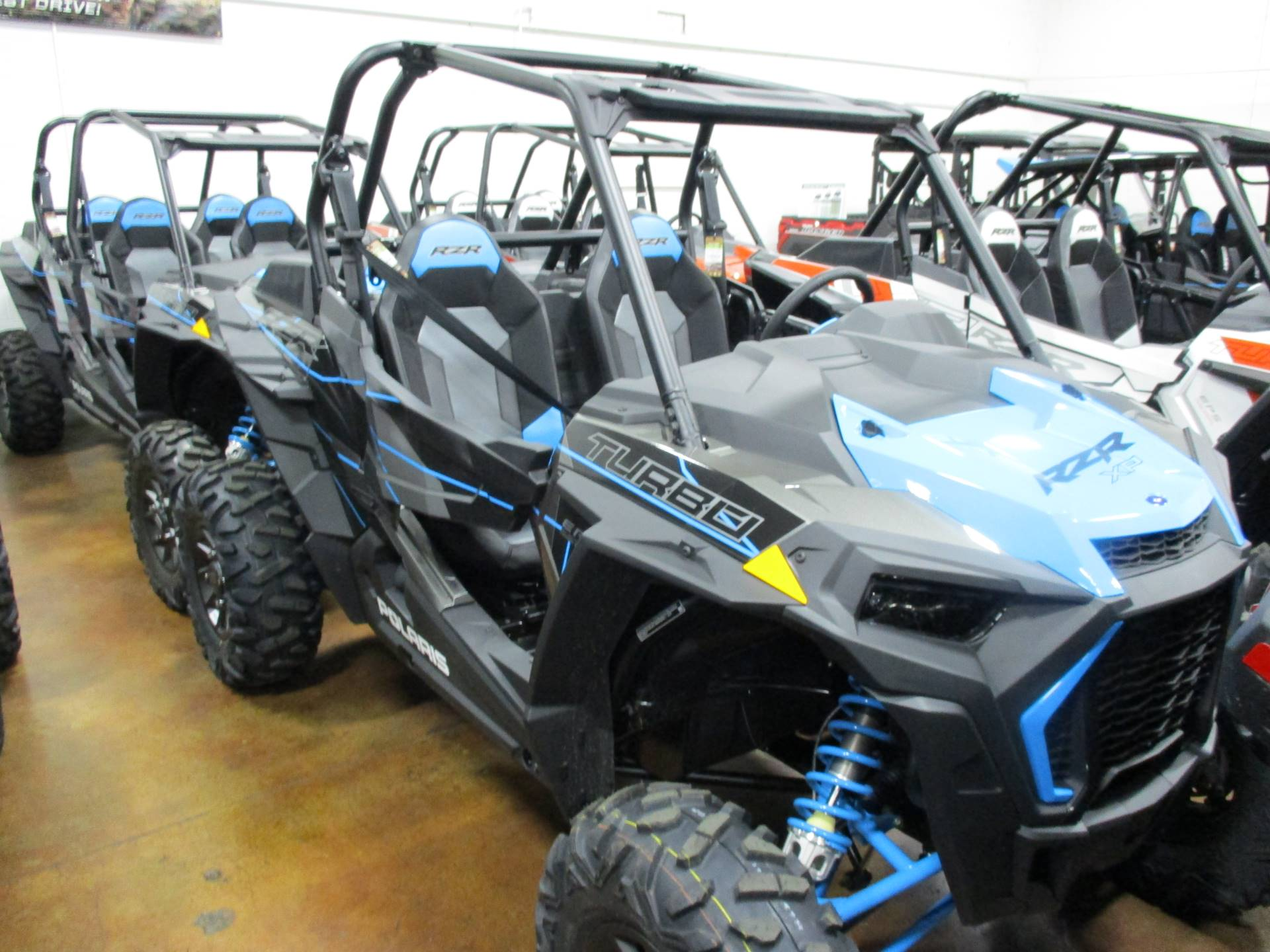 2019 Polaris RZR XP Turbo in Tualatin, Oregon