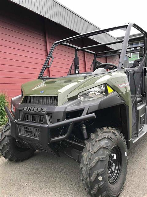2018 Polaris Ranger Crew Diesel in Tualatin, Oregon