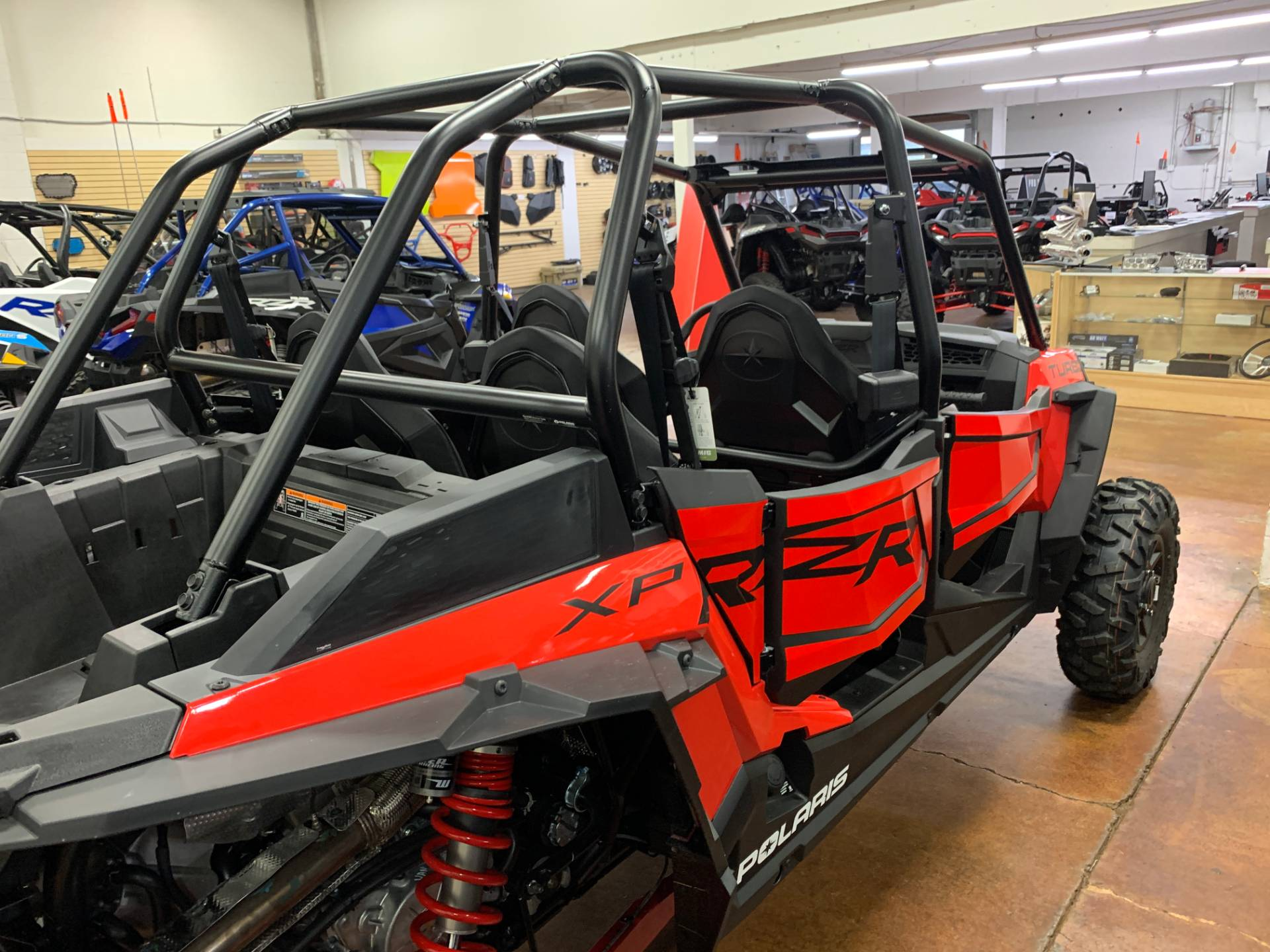 2020 Polaris RZR XP 4 Turbo in Tualatin, Oregon - Photo 5