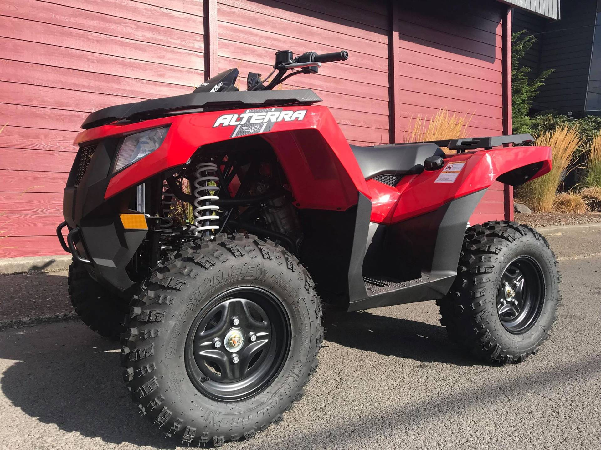 2018 Textron Off Road Alterra 700 in Tualatin, Oregon