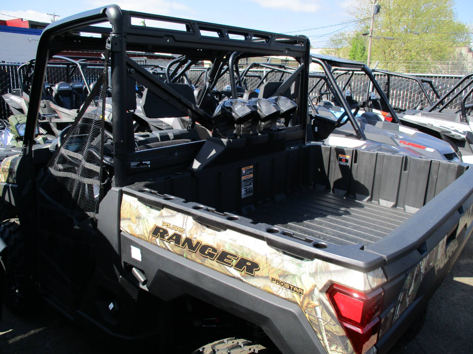 2019 Polaris RANGER XP 1000 EPS Back Country Limited Edition in Tualatin, Oregon - Photo 1