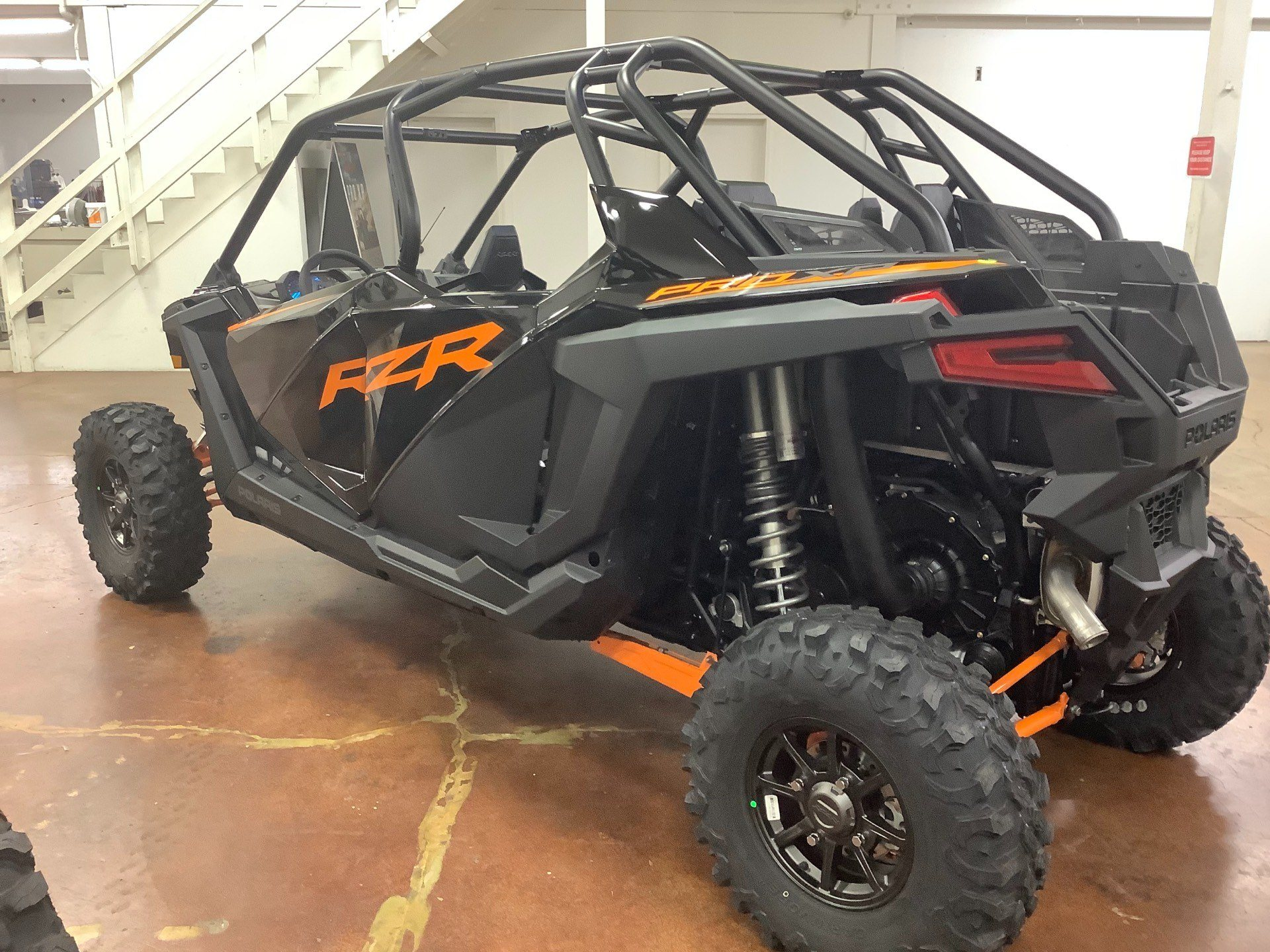 2021 Polaris RZR PRO XP 4 Premium in Tualatin, Oregon - Photo 2