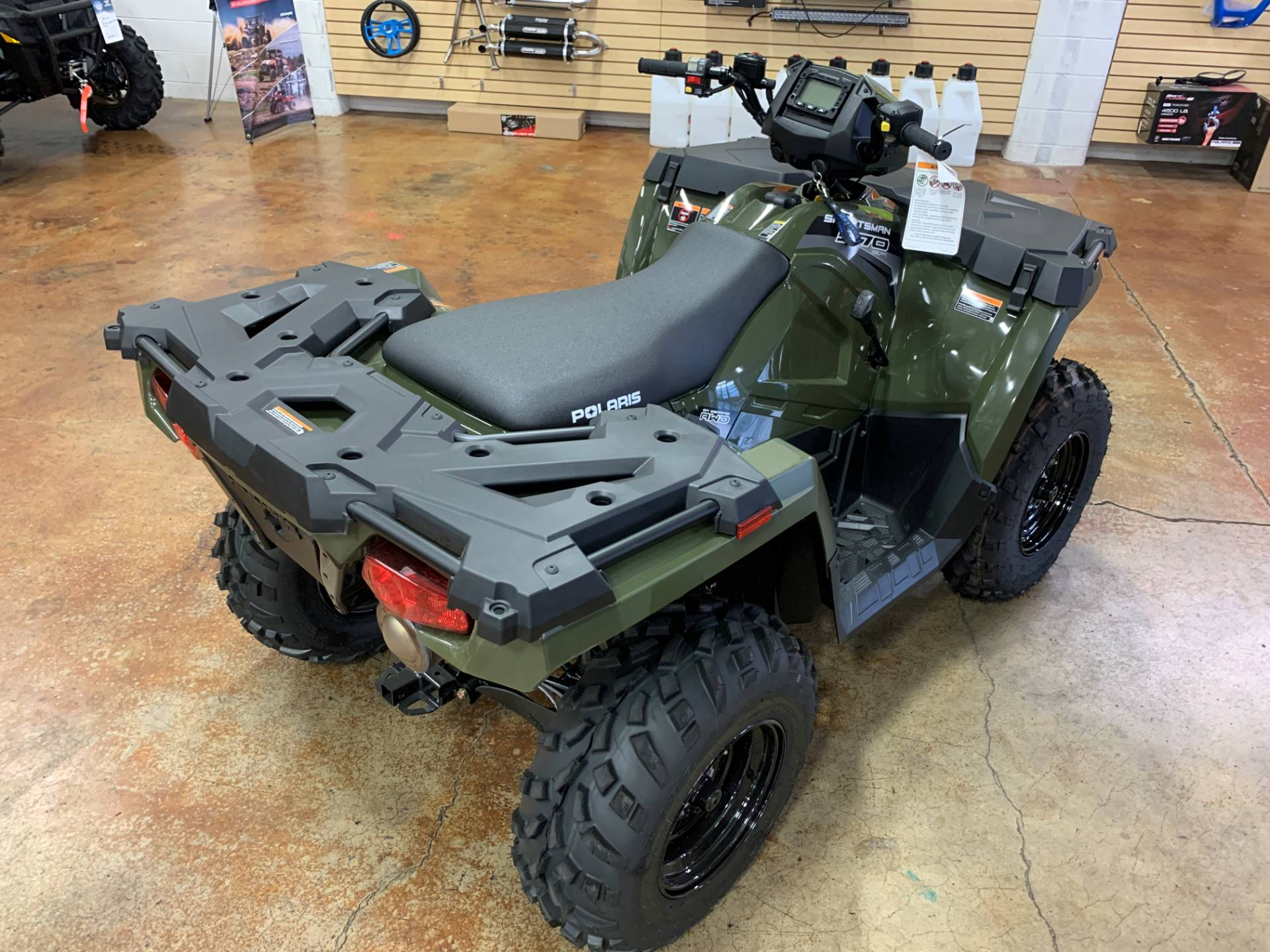 2020 Polaris Sportsman 570 EPS in Tualatin, Oregon - Photo 5