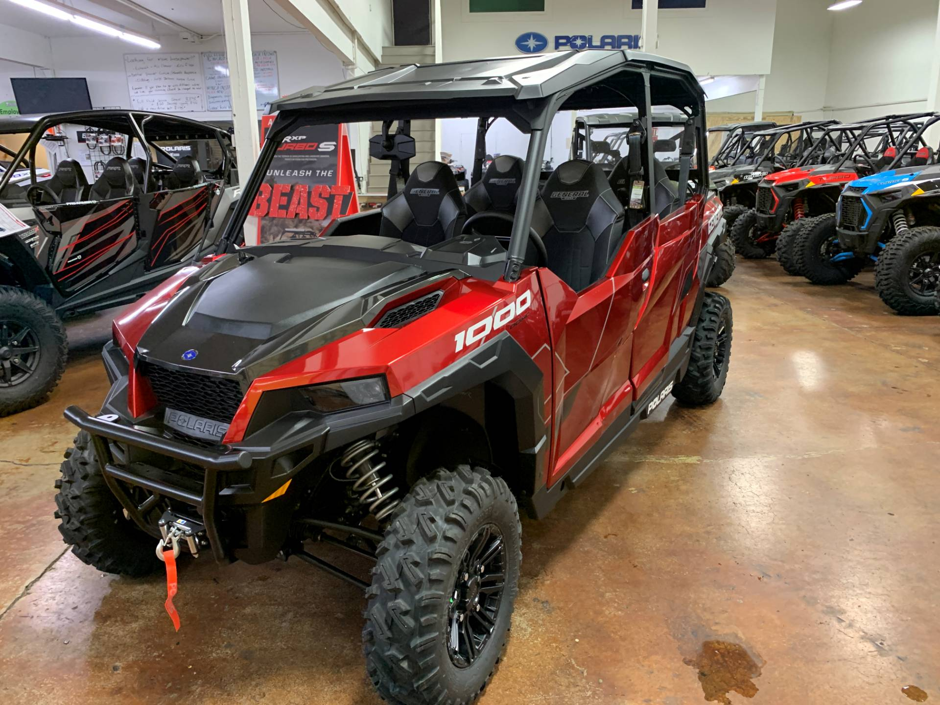 2020 Polaris General 4 1000 Deluxe Ride Command Package in Tualatin, Oregon - Photo 1