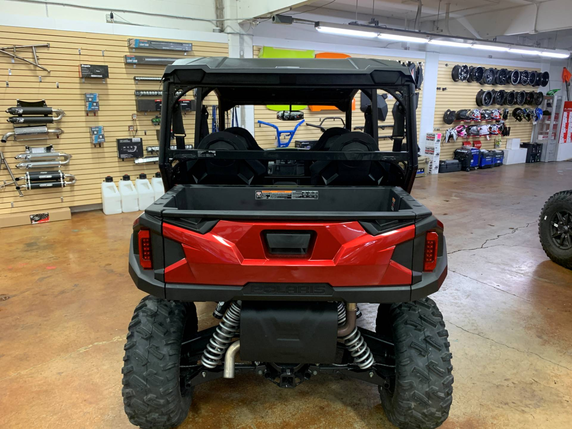 2020 Polaris General 4 1000 Deluxe Ride Command Package in Tualatin, Oregon - Photo 4
