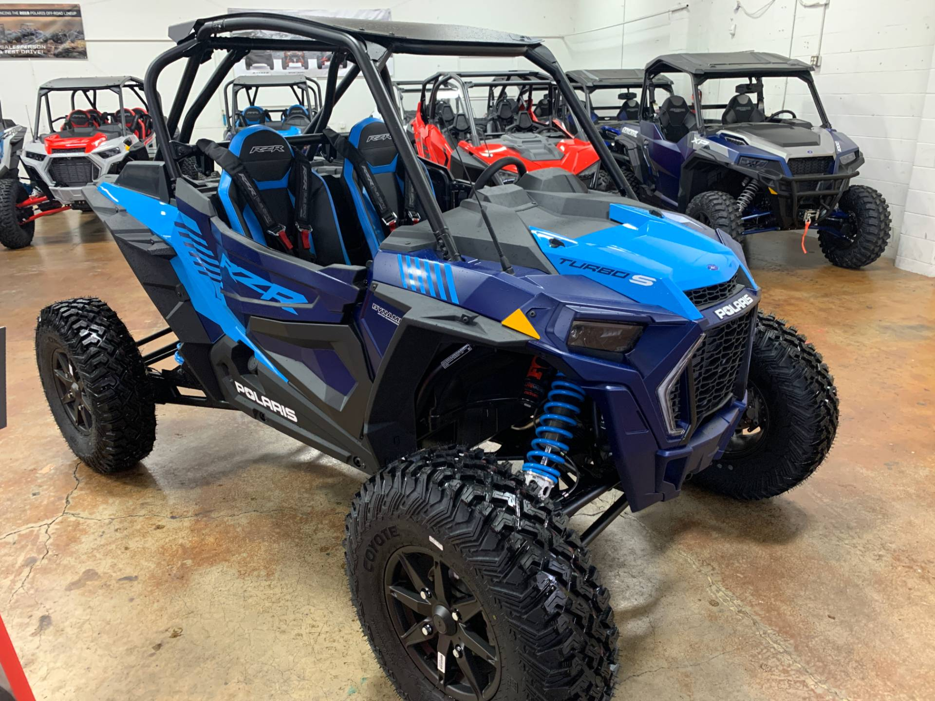 2020 Polaris RZR XP Turbo S in Tualatin, Oregon - Photo 6