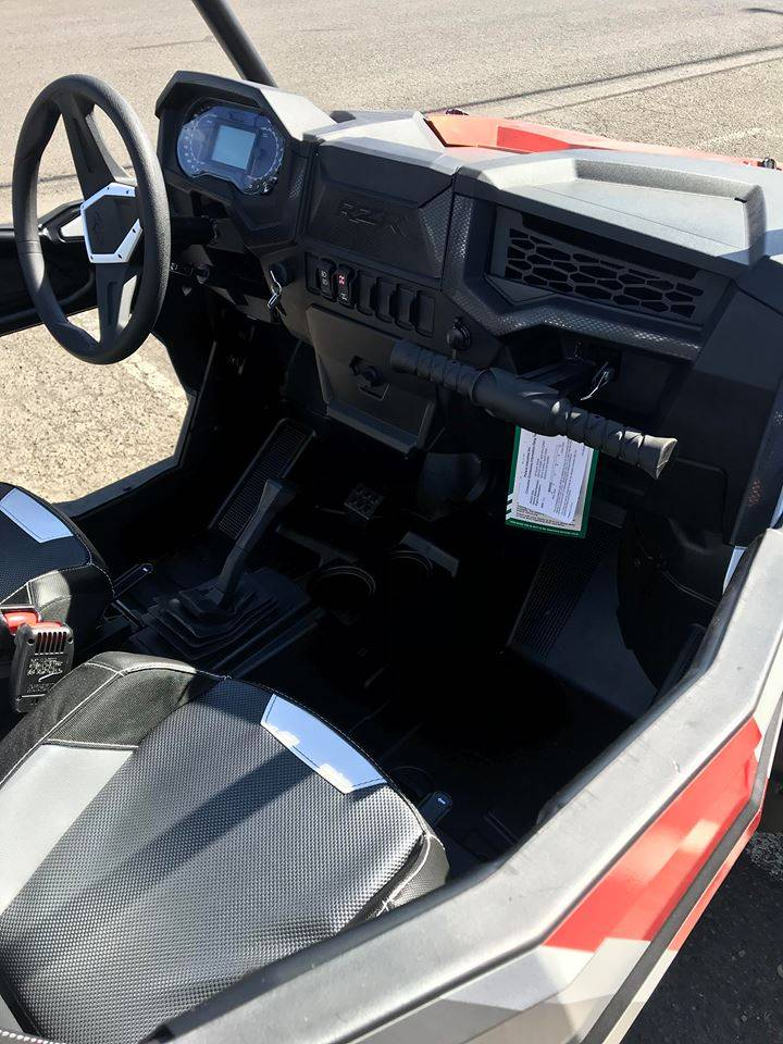 2019 Polaris RZR XP 4 Turbo 8