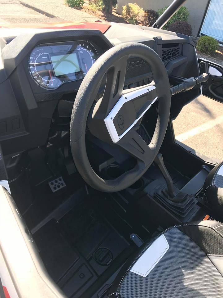 2019 Polaris RZR XP 4 Turbo 9