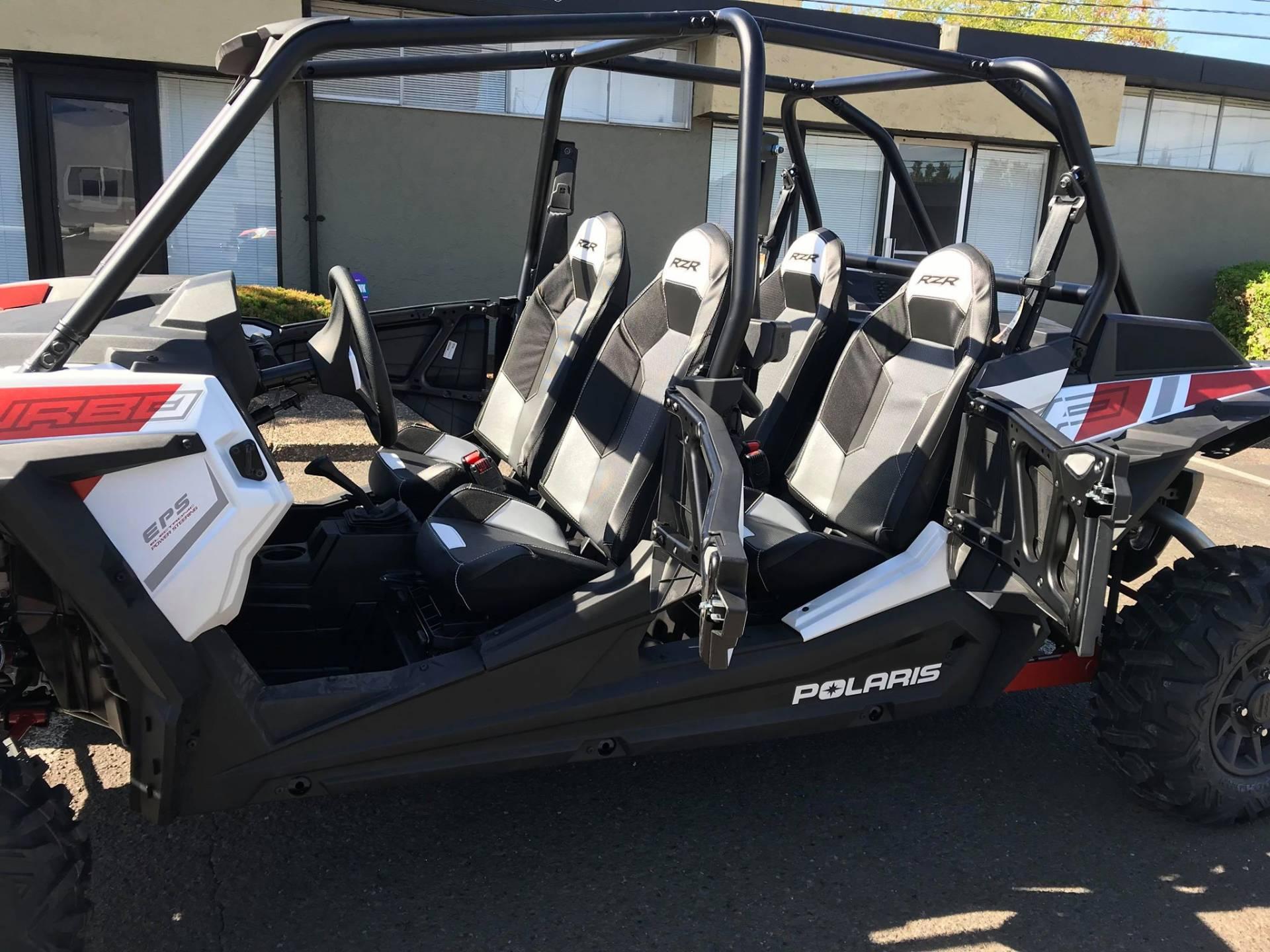 2019 Polaris RZR XP 4 Turbo 4