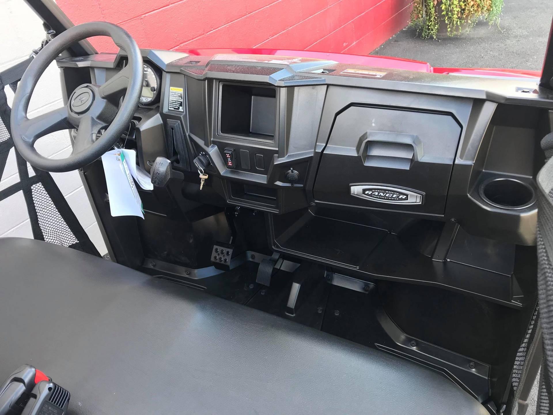2019 Polaris Ranger 500 5