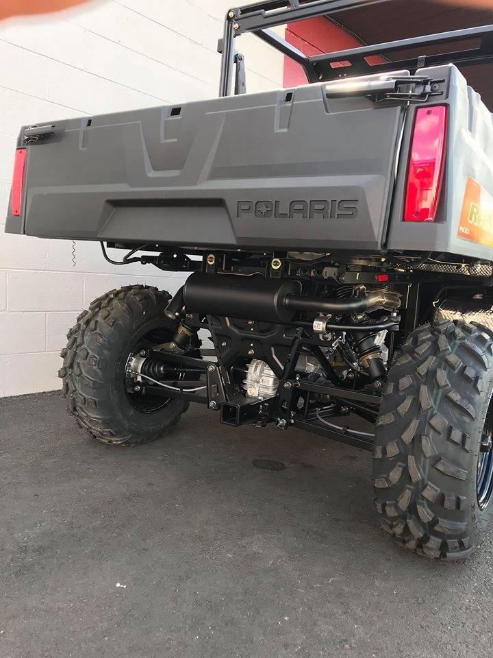 2019 Polaris Ranger 500 7