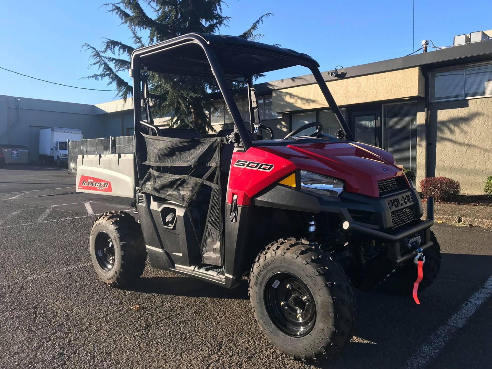 2019 Polaris Ranger 500 for sale 73619