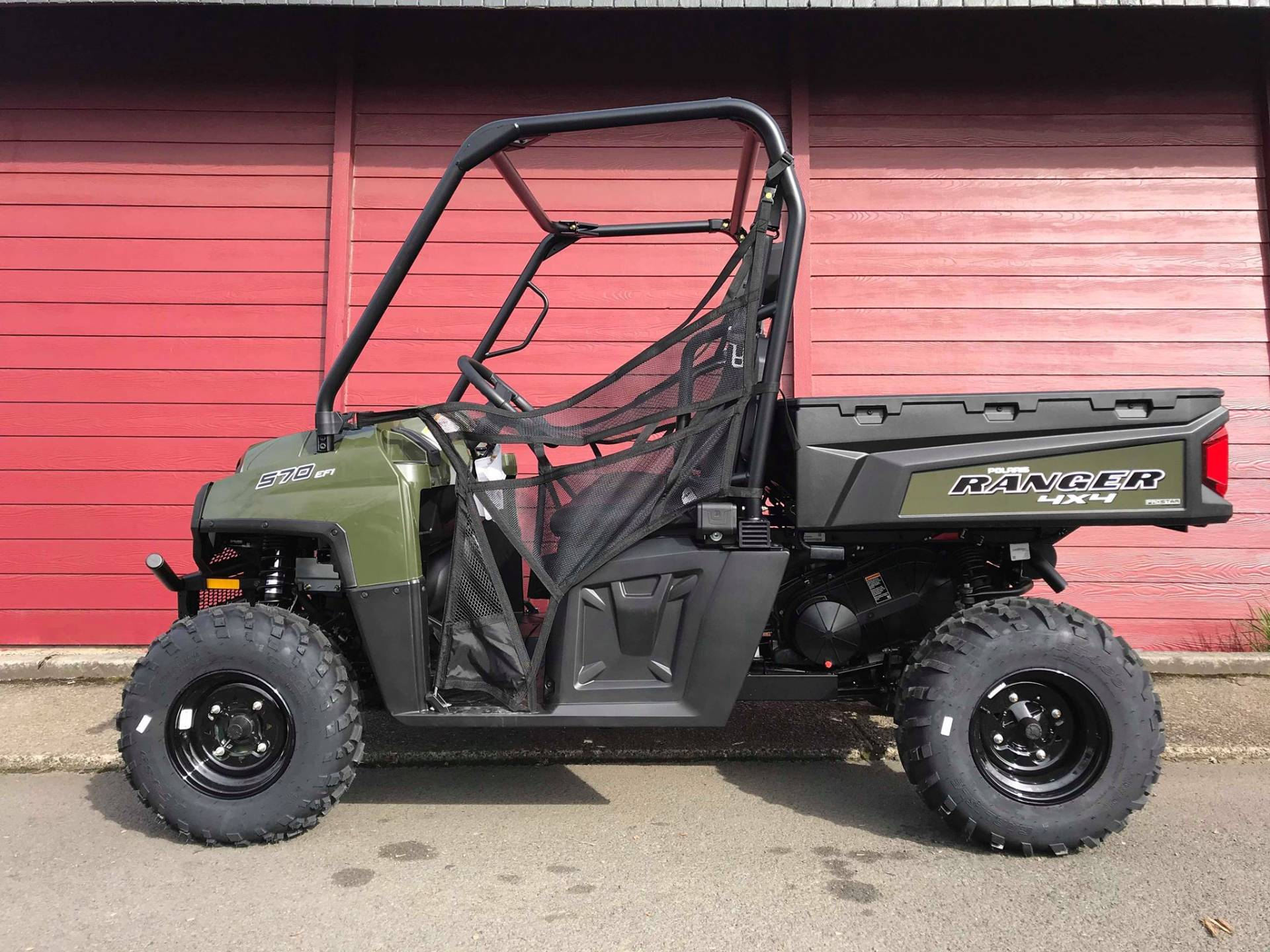 2017 Polaris Ranger 570 Full Size for sale 137781
