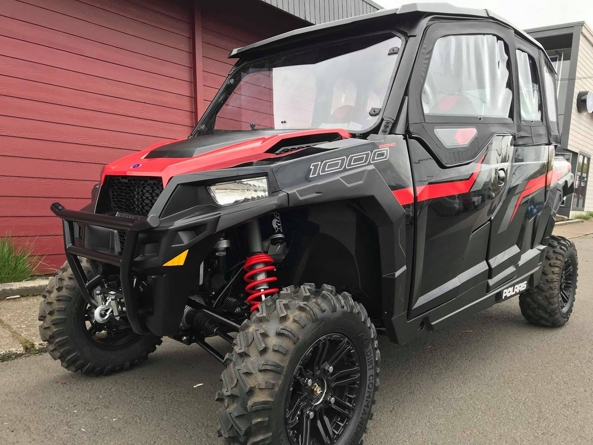 2018 Polaris General 4 1000 EPS in Tualatin, Oregon
