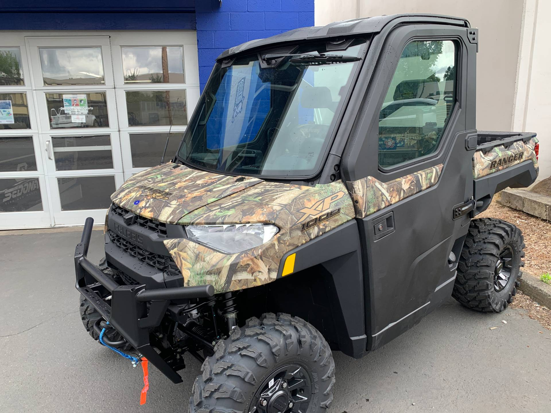 2020 Polaris RANGER XP 1000 NorthStar Ultimate + MB Quart Audio Package in Tualatin, Oregon - Photo 1