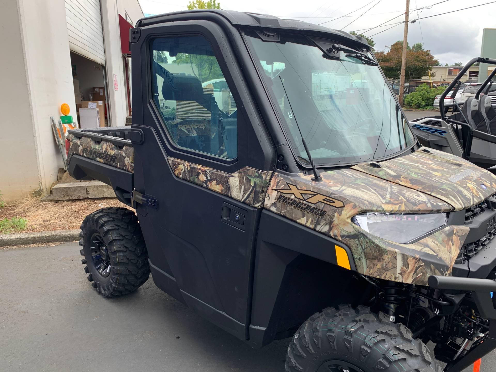 2020 Polaris RANGER XP 1000 NorthStar Ultimate + MB Quart Audio Package in Tualatin, Oregon - Photo 5