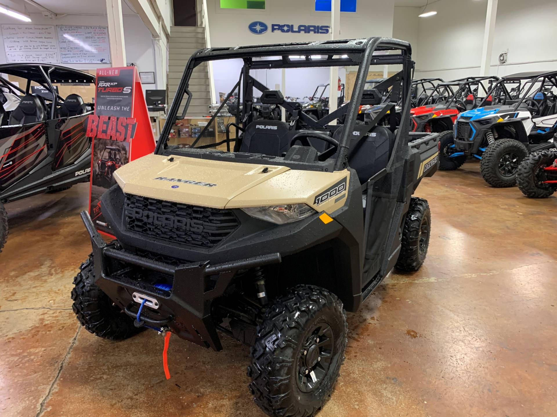2020 Polaris Ranger 1000 Premium Winter Prep Package in Tualatin, Oregon - Photo 1
