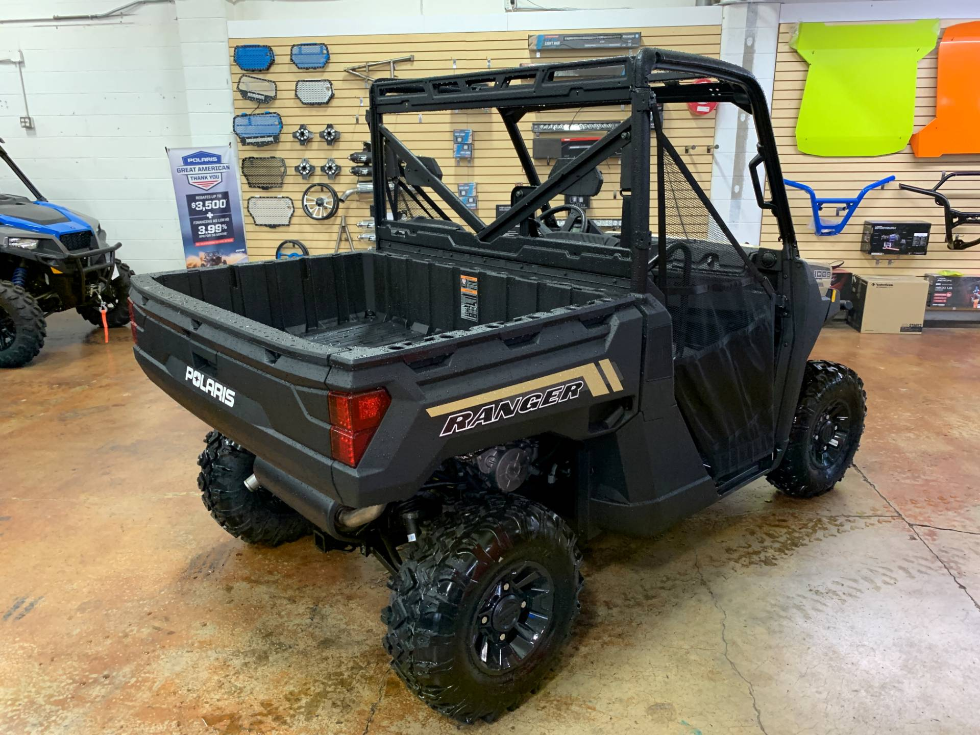 2020 Polaris Ranger 1000 Premium Winter Prep Package in Tualatin, Oregon - Photo 5