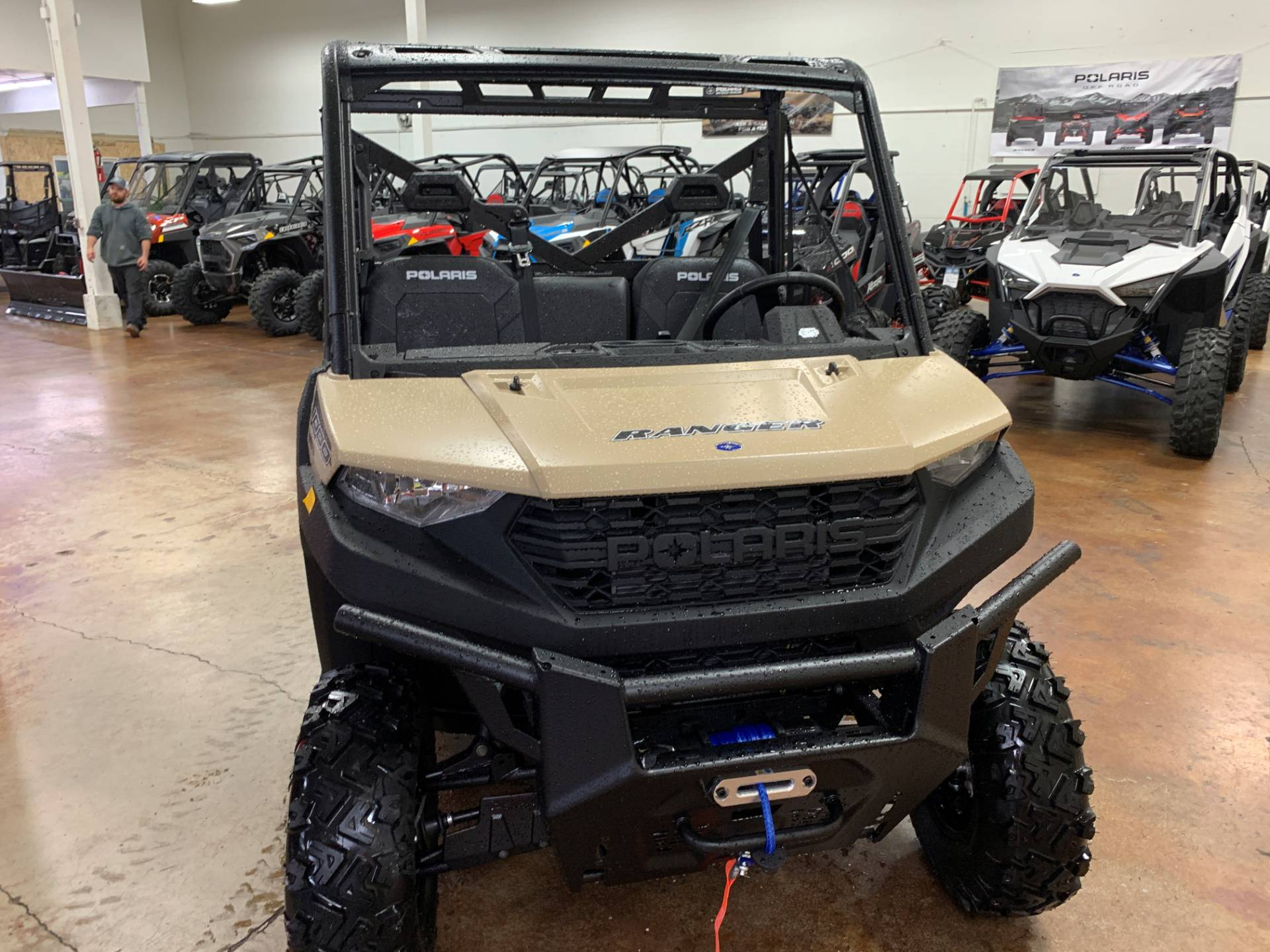 2020 Polaris Ranger 1000 Premium Winter Prep Package in Tualatin, Oregon - Photo 7