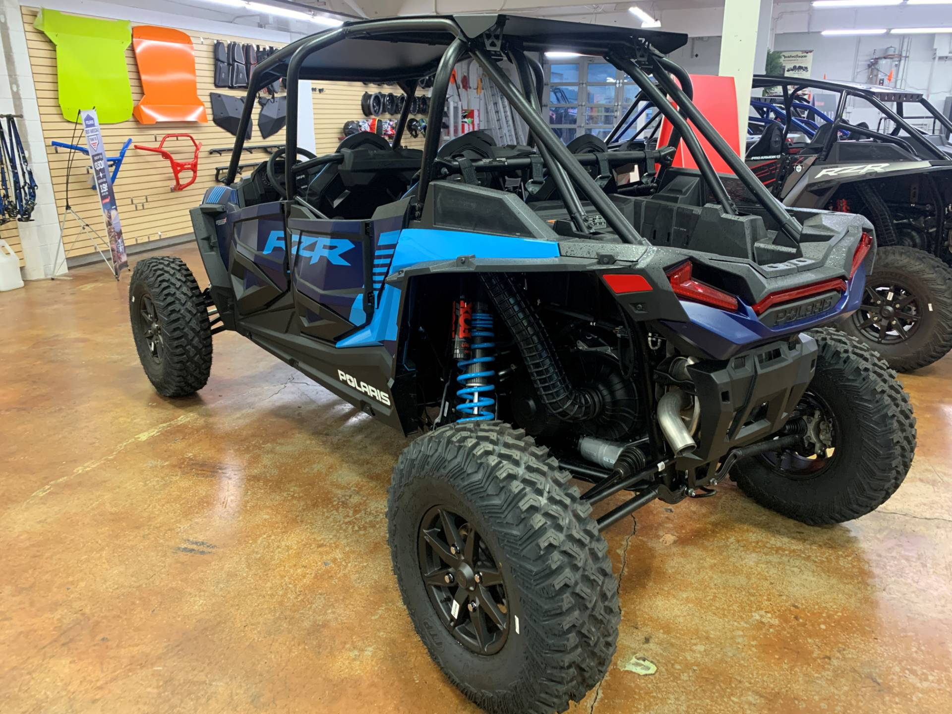 2020 Polaris RZR XP 4 Turbo S in Tualatin, Oregon - Photo 3