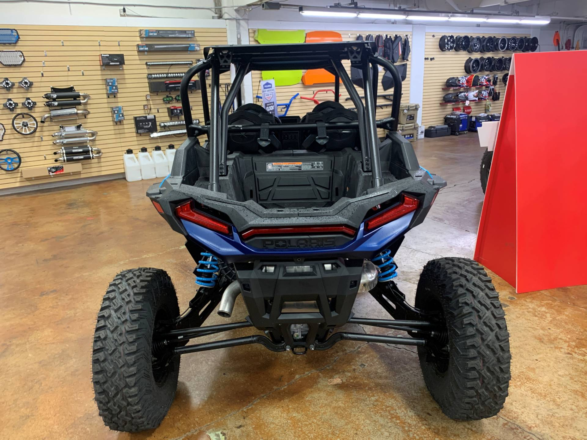 2020 Polaris RZR XP 4 Turbo S in Tualatin, Oregon - Photo 4