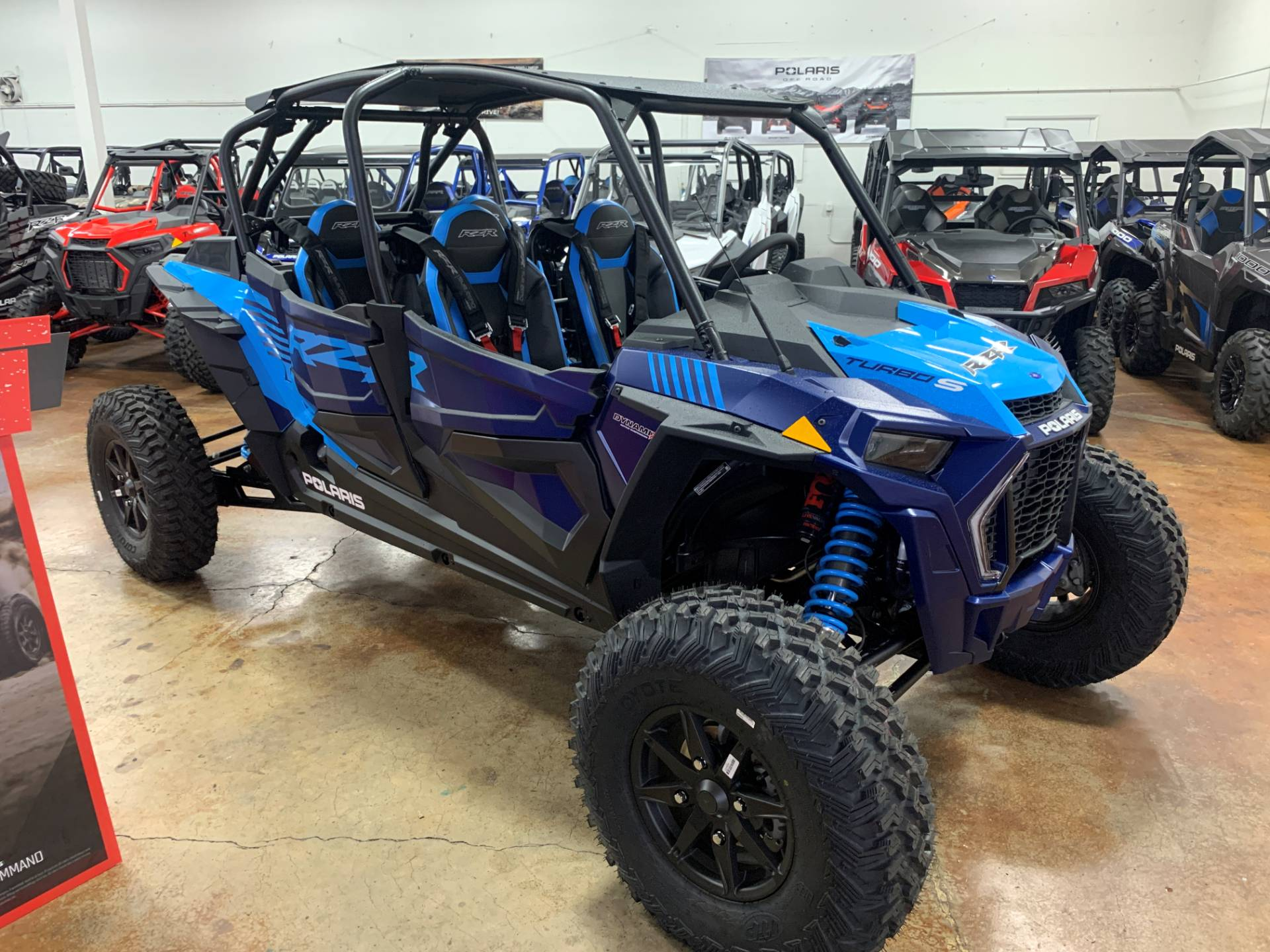2020 Polaris RZR XP 4 Turbo S in Tualatin, Oregon - Photo 6