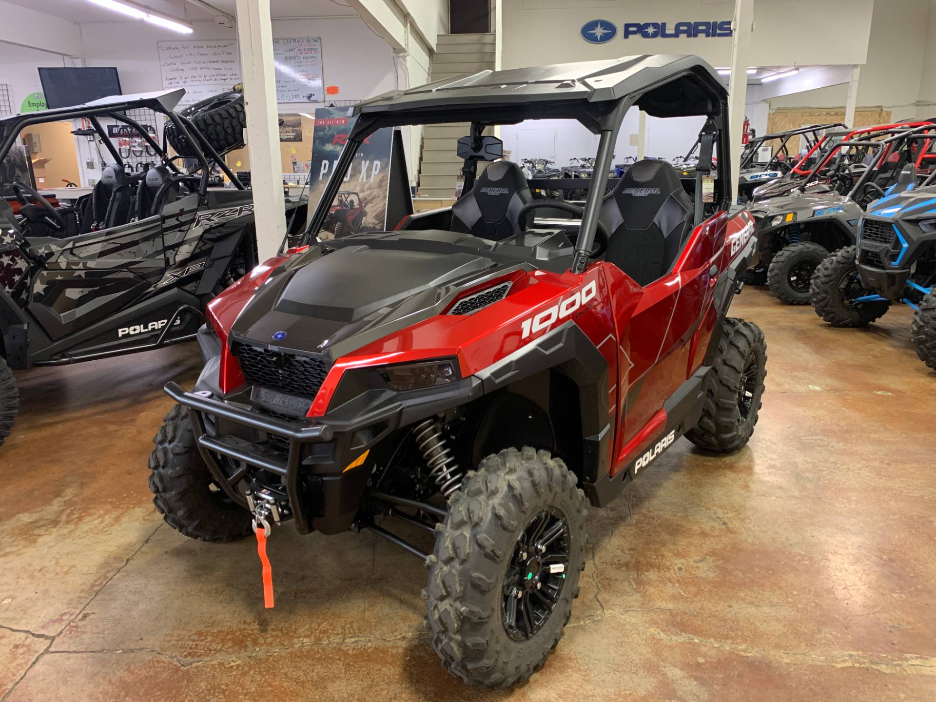 2020 Polaris General 1000 Deluxe in Tualatin, Oregon - Photo 1