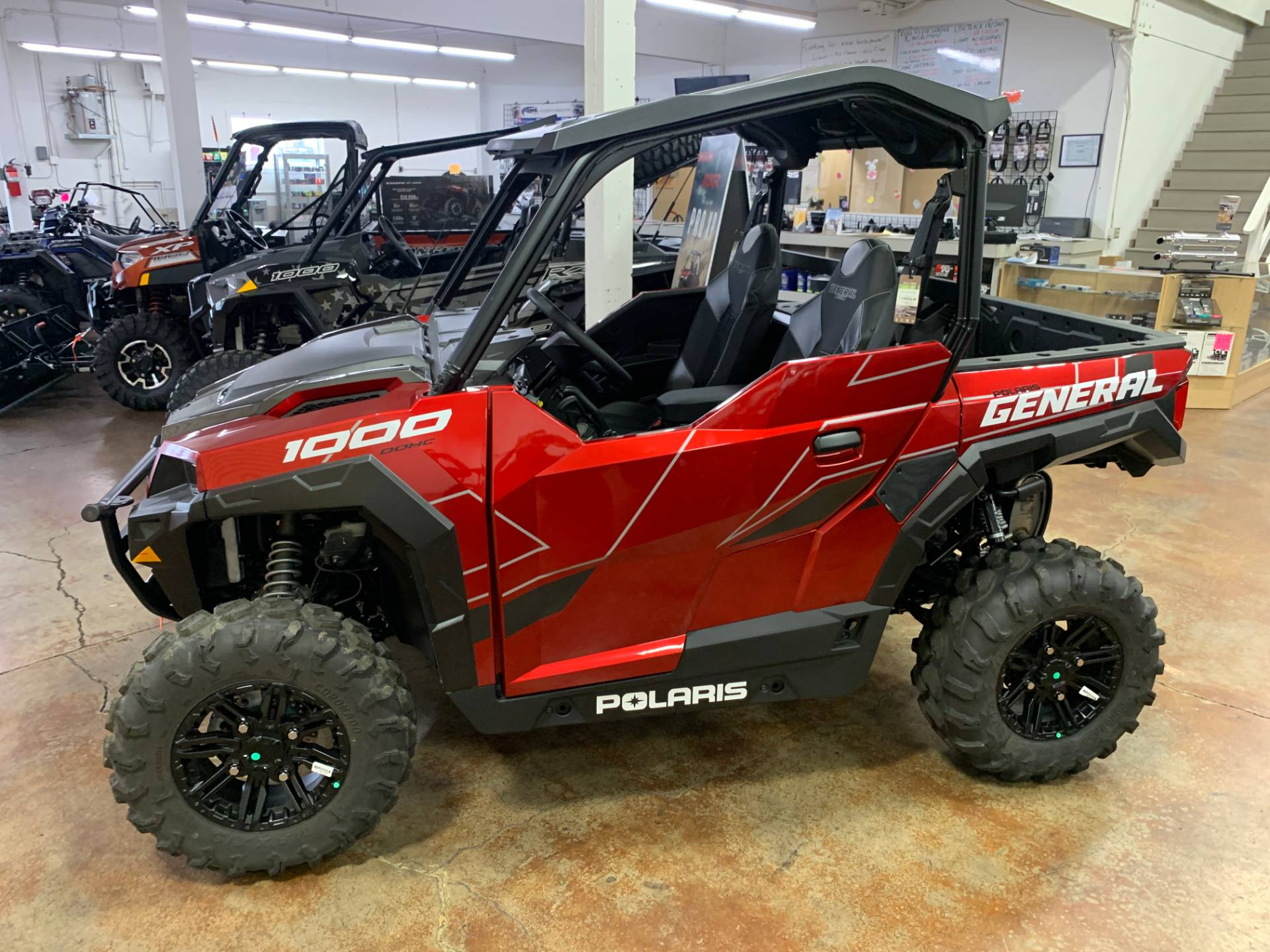 2020 Polaris General 1000 Deluxe in Tualatin, Oregon - Photo 2
