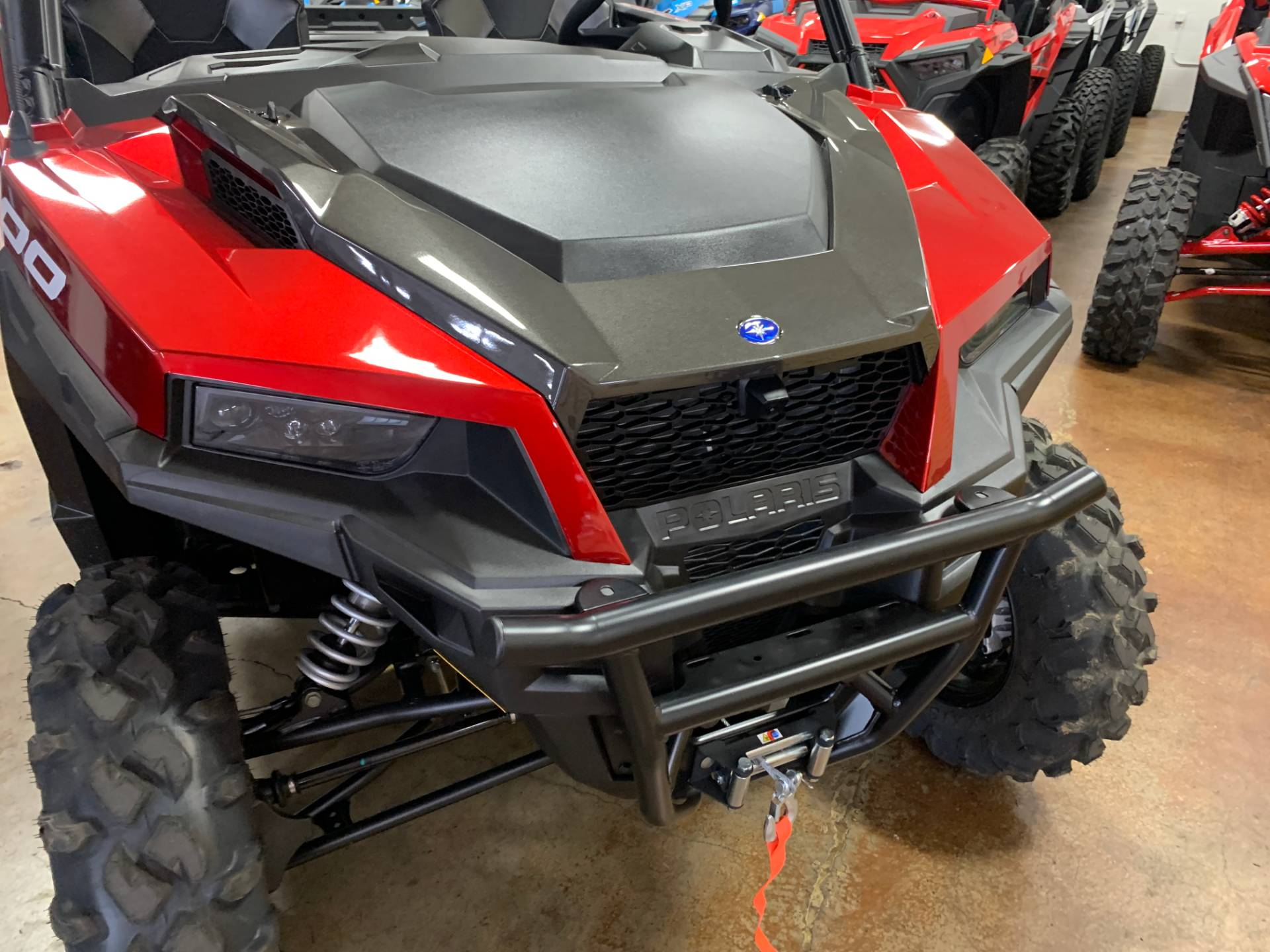 2020 Polaris General 1000 Deluxe in Tualatin, Oregon - Photo 7