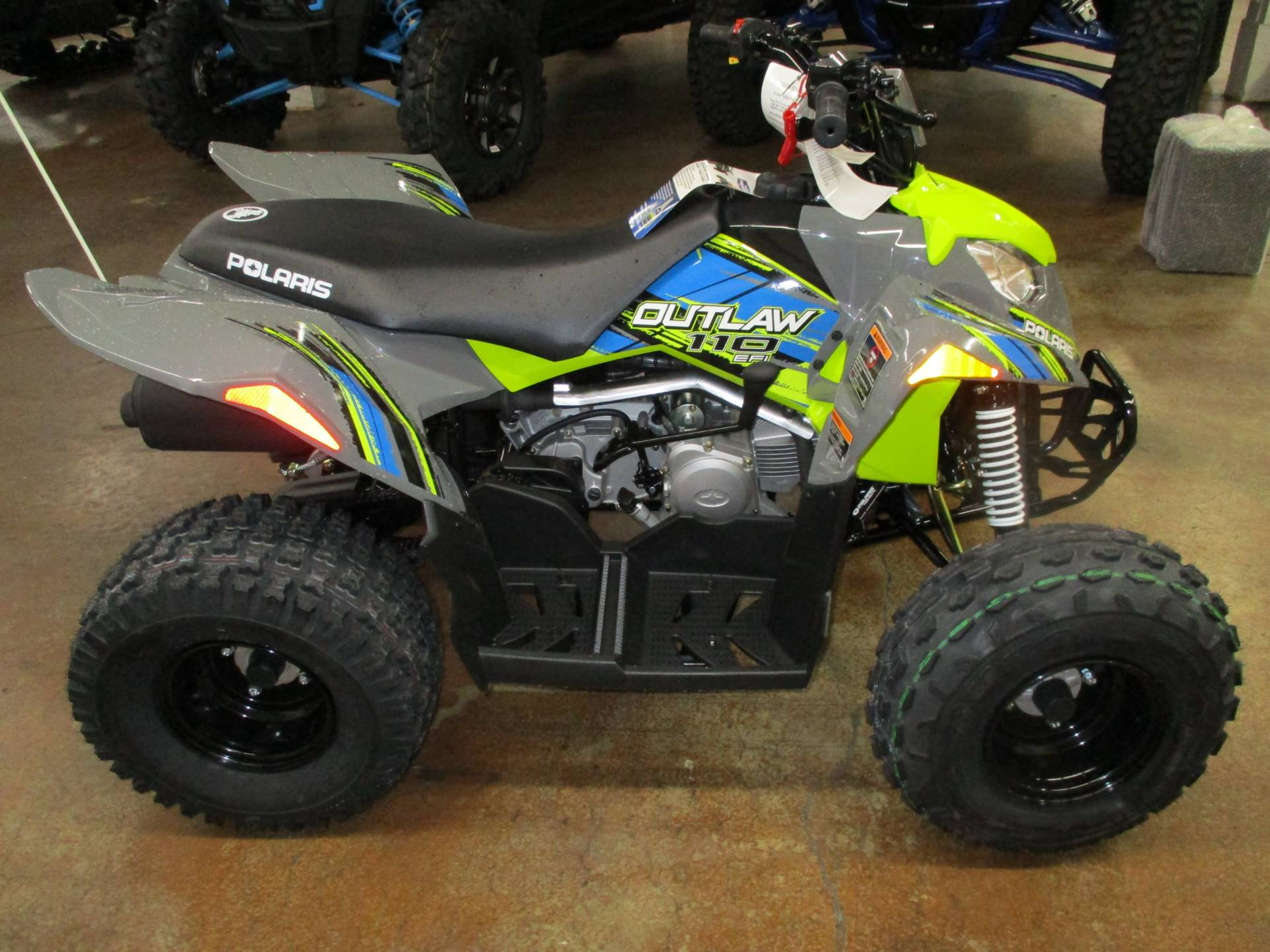 2019 Polaris Outlaw 110 in Tualatin, Oregon