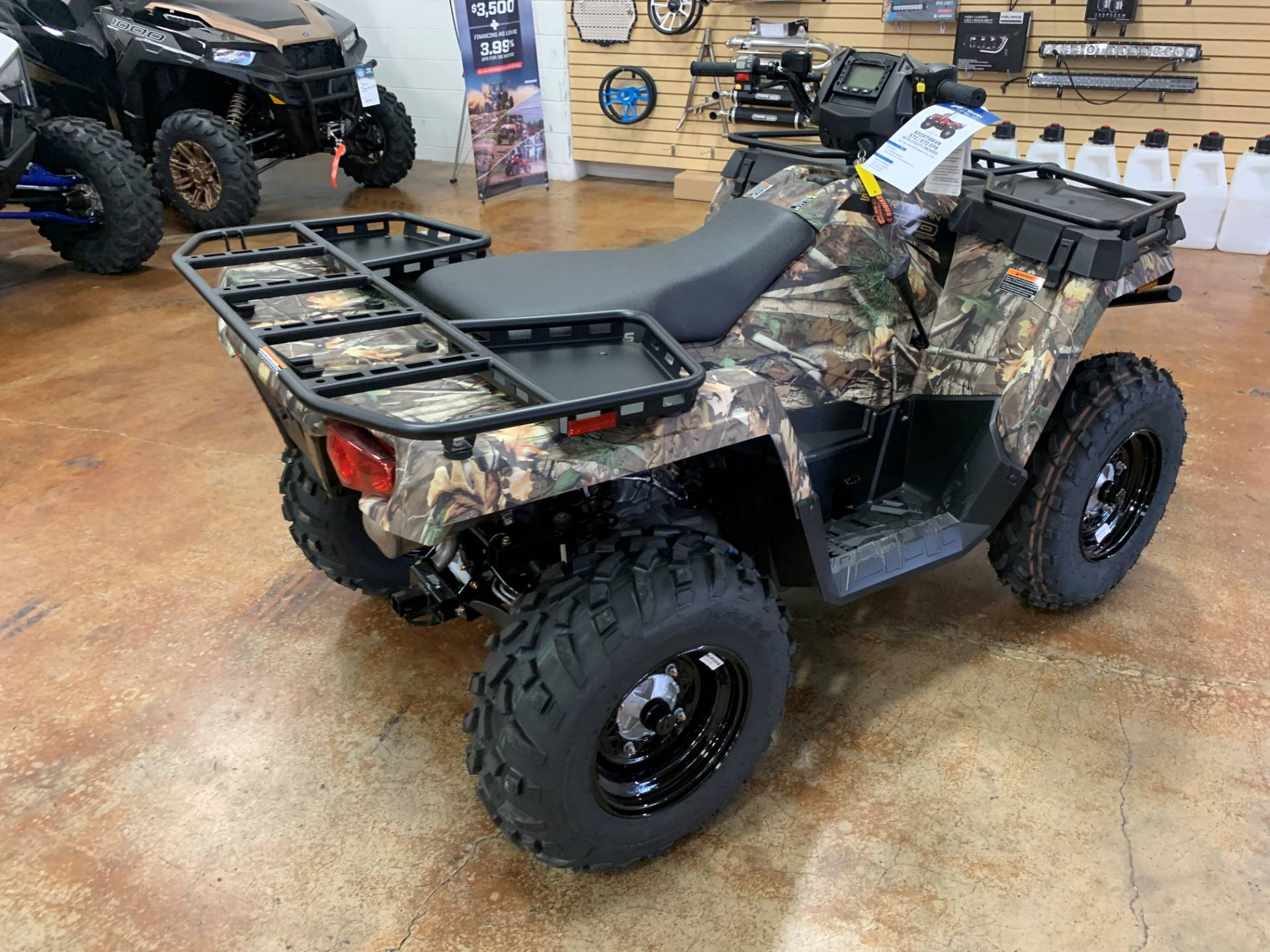 2020 Polaris Sportsman 570 EPS Utility Package in Tualatin, Oregon - Photo 5