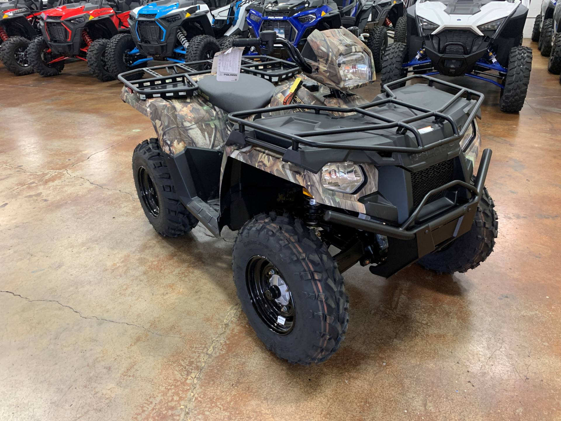 2020 Polaris Sportsman 570 EPS Utility Package in Tualatin, Oregon - Photo 7