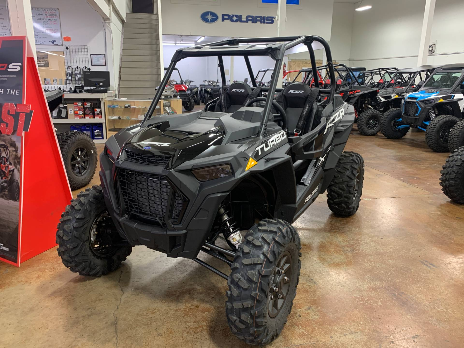 2020 Polaris RZR XP Turbo in Tualatin, Oregon - Photo 1