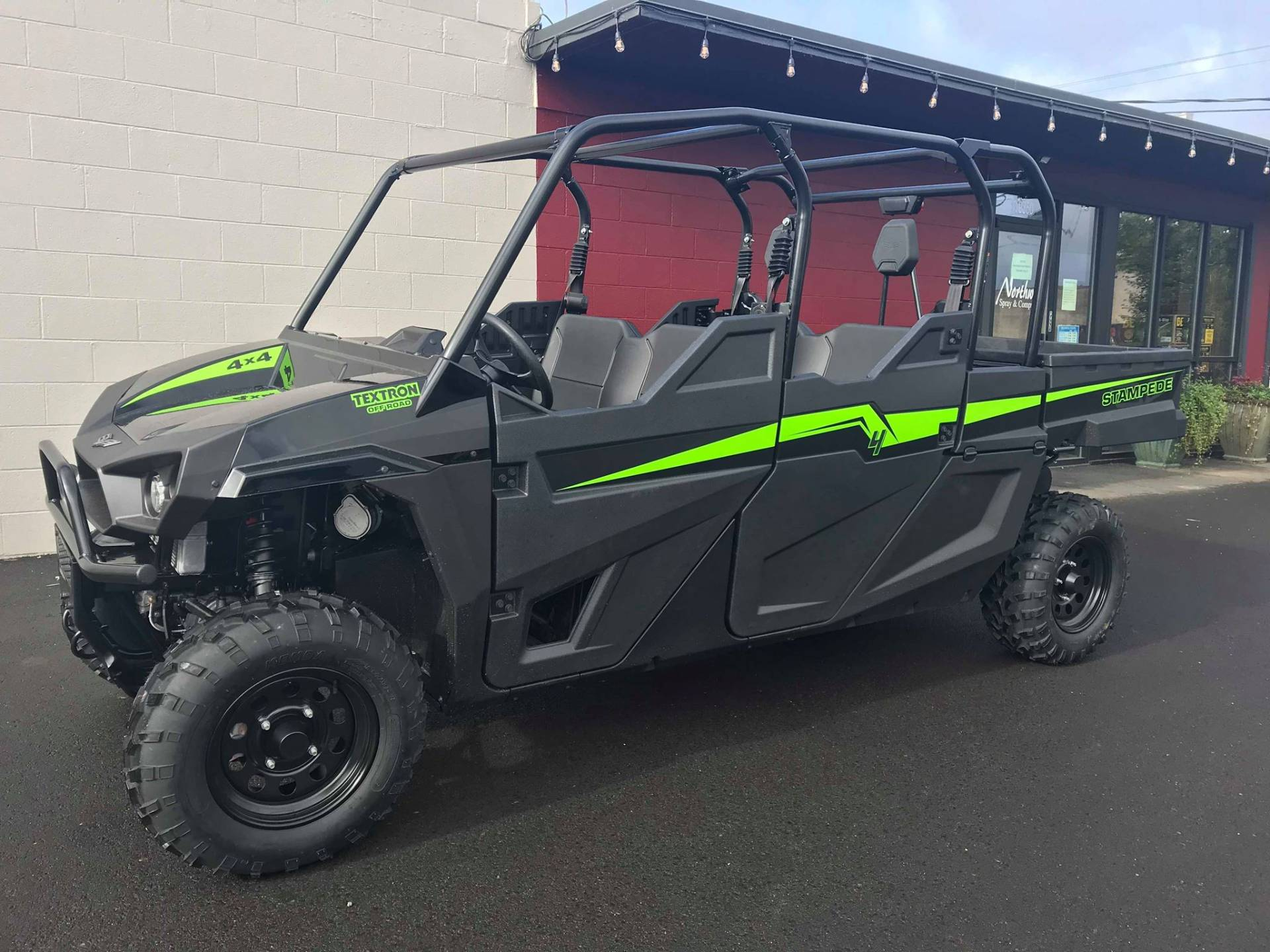 2018 Textron Off Road Stampede 4 in Tualatin, Oregon - Photo 1