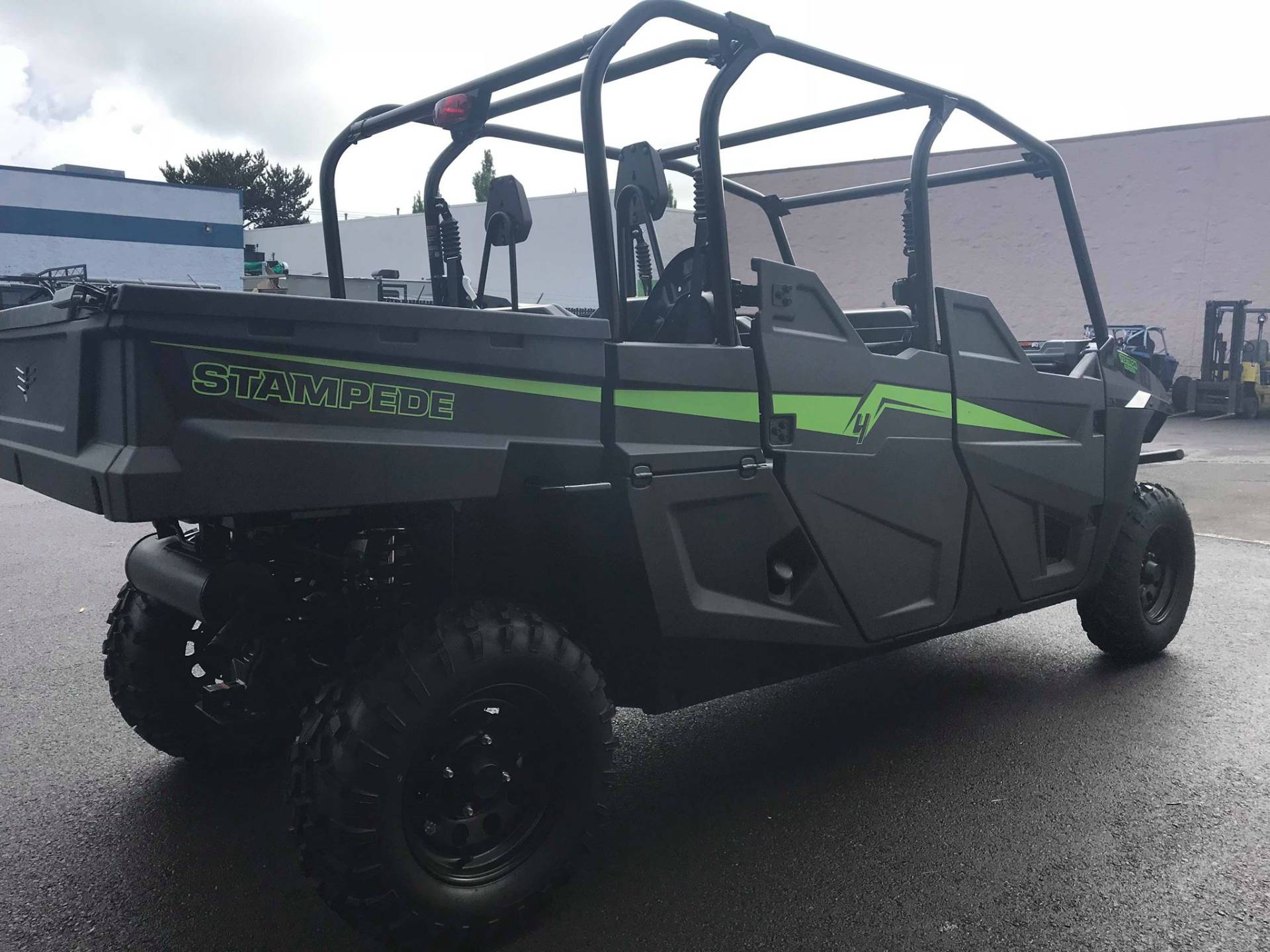 2018 Textron Off Road Stampede 4 in Tualatin, Oregon - Photo 6