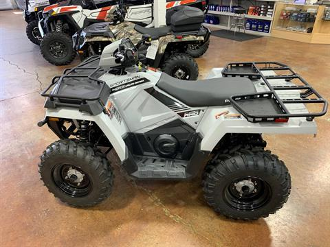 2019 Polaris Sportsman 450 H.O. Utility Edition in Tualatin, Oregon - Photo 2