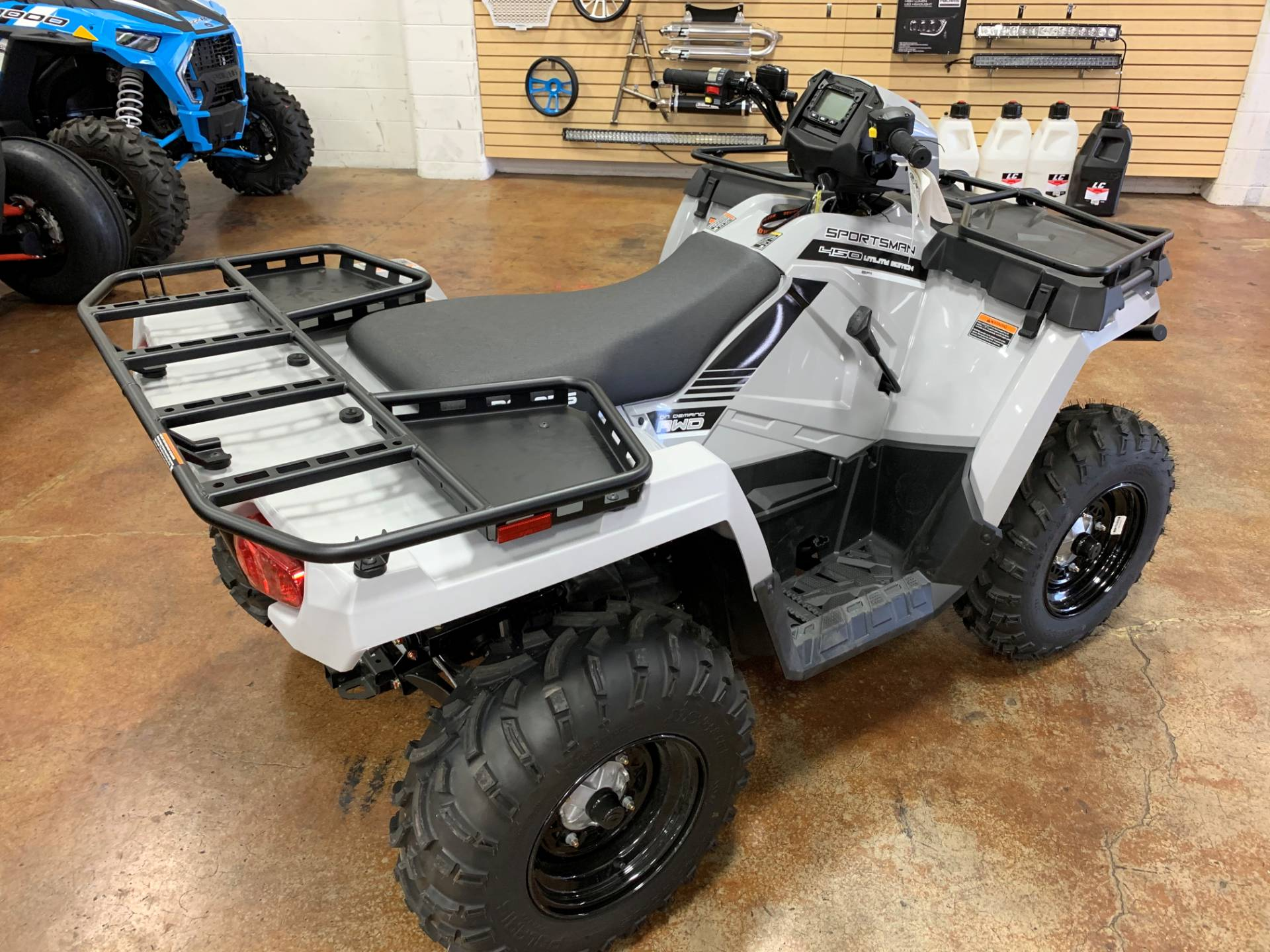 2019 Polaris Sportsman 450 H.O. Utility Edition in Tualatin, Oregon - Photo 5