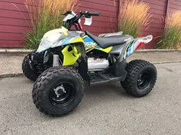 2018 Polaris Outlaw 110 in Tualatin, Oregon