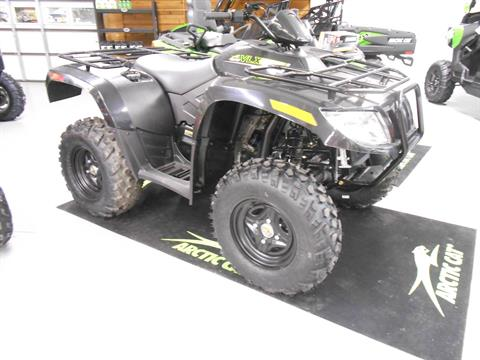 2017 Arctic Cat VLX 700 in Franklin, North Carolina