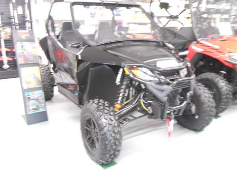 2017 Arctic Cat Wildcat Sport SE EPS in Franklin, North Carolina