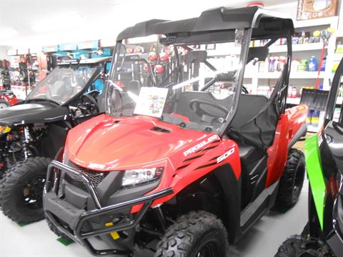 2017 Arctic Cat Prowler 500 in Franklin, North Carolina