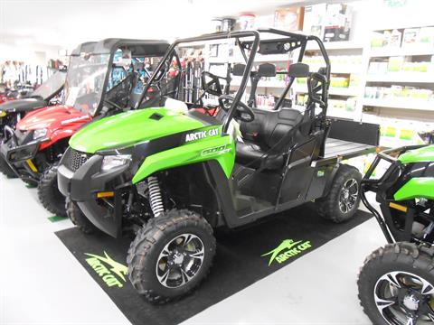 2017 Arctic Cat HDX 500 XT in Franklin, North Carolina