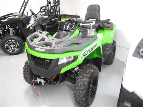 2017 Arctic Cat Alterra TRV 500 in Franklin, North Carolina