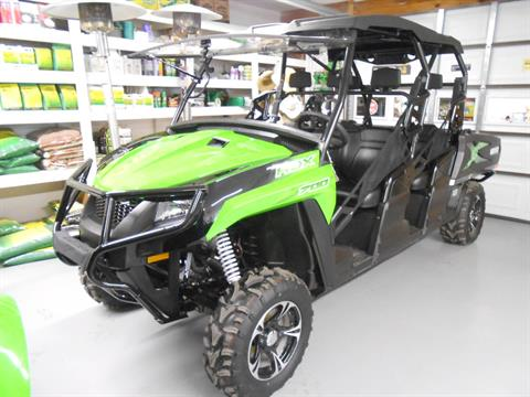 2017 Arctic Cat HDX 700 Crew XT in Franklin, North Carolina