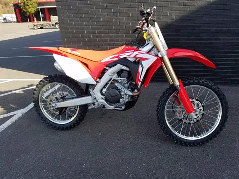 2017 Honda CRF450R in Knoxville, Tennessee