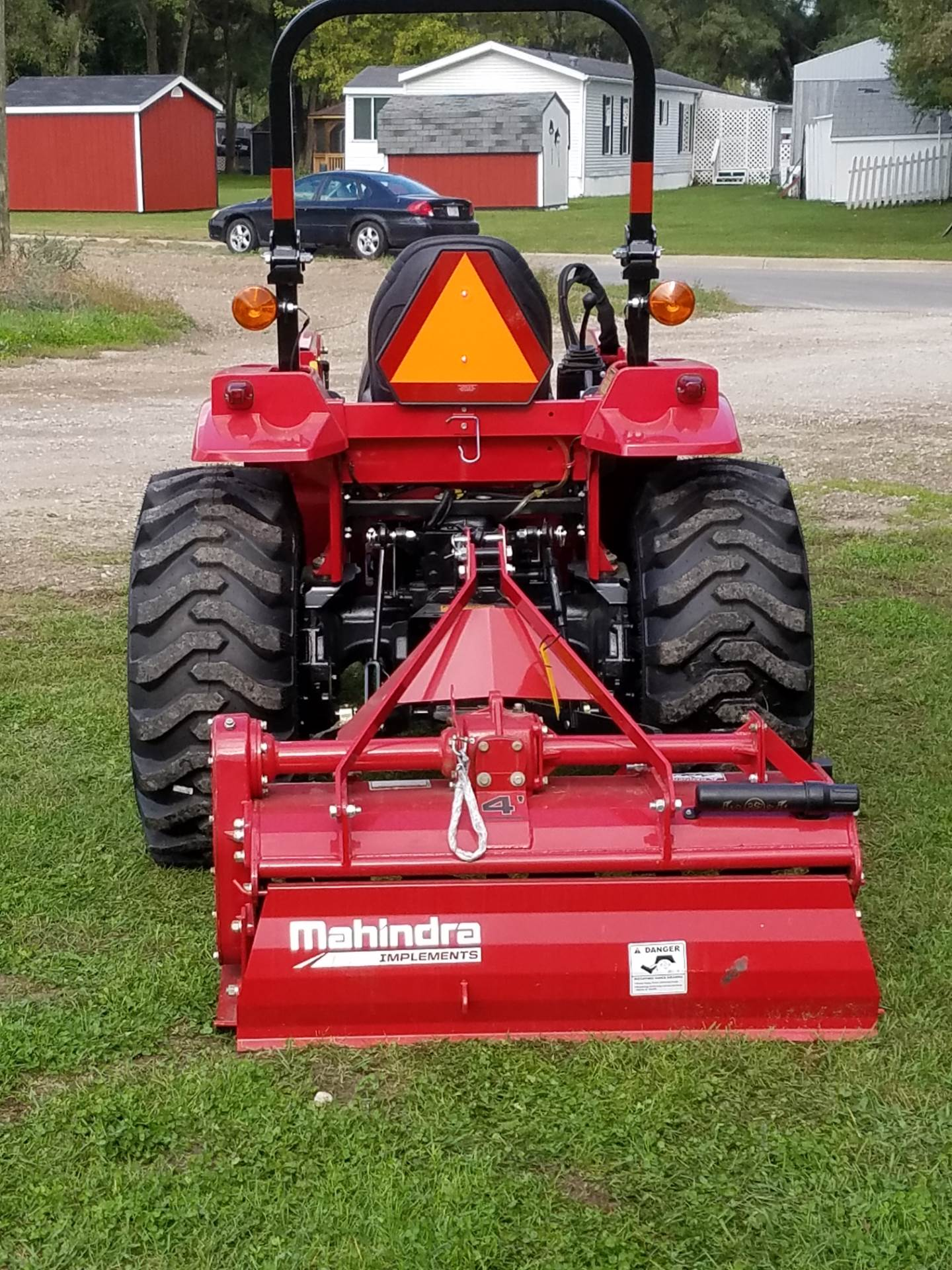 2016 Mahindra 1526 4WD Shuttle in Mount Pleasant, Michigan