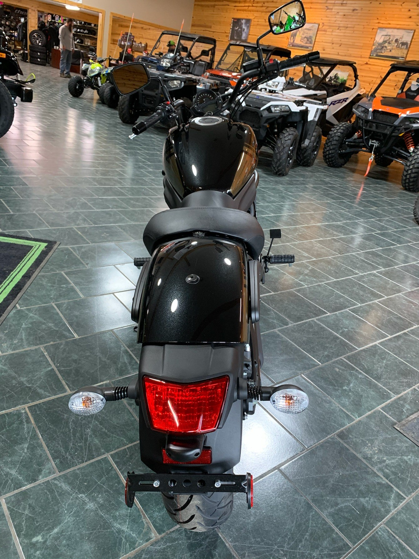 2020 Kawasaki Vulcan S in Mount Pleasant, Michigan - Photo 4