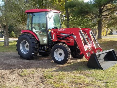 2016 Mahindra 2565 Shuttle Cab in Mount Pleasant, Michigan