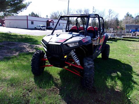 2017 Polaris RZR XP 4 1000 EPS in Mount Pleasant, Michigan