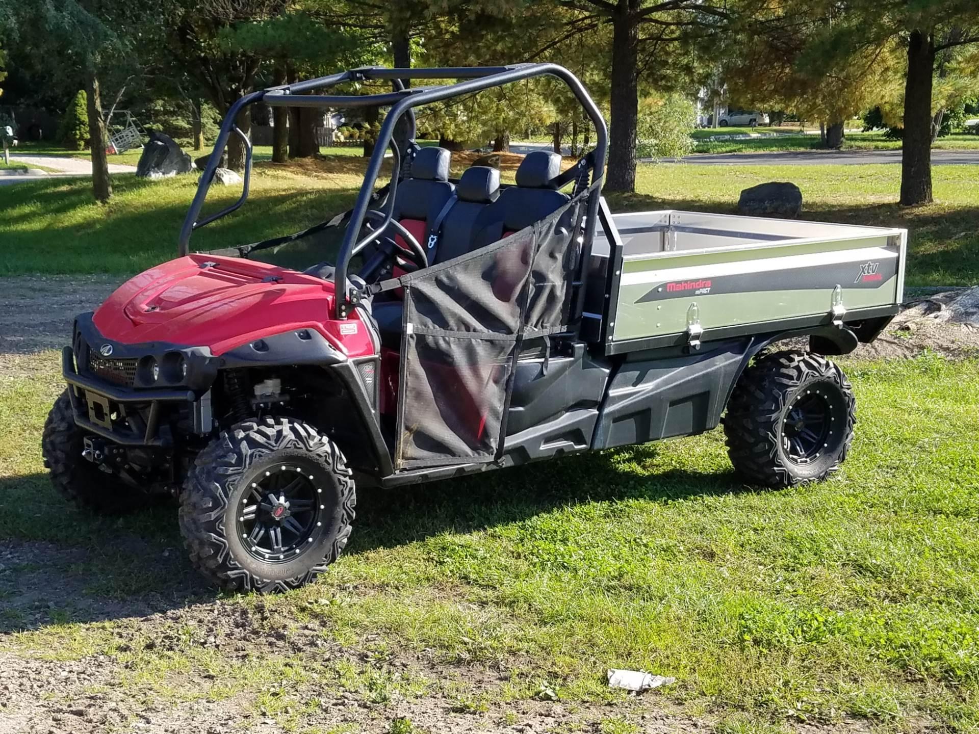 2016 Mahindra mPact XTV 1000 L in Mount Pleasant, Michigan